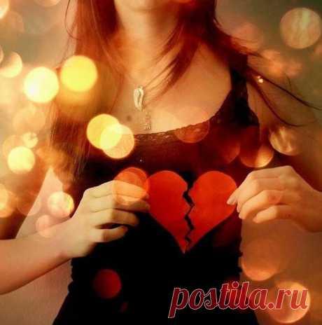 Познать любовь... Научиться жить с разбитым сердцем!