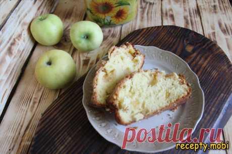 Домашняя шарлотка с яблоками и пряностями - осенний рецепт любимого пирога