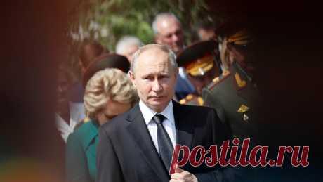 Путин поручил подготовить симметричный ответ на ракетные испытания США - Новости Mail.ru