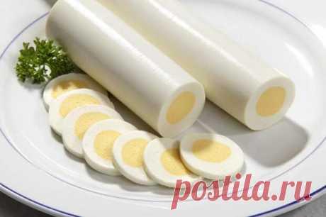 Прямые яйца, рецепт