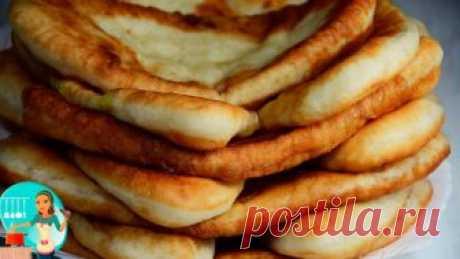 Тонкие пирожки с картошкой из теста на картофельном отваре. Сплошная экономия - практически два с одном!