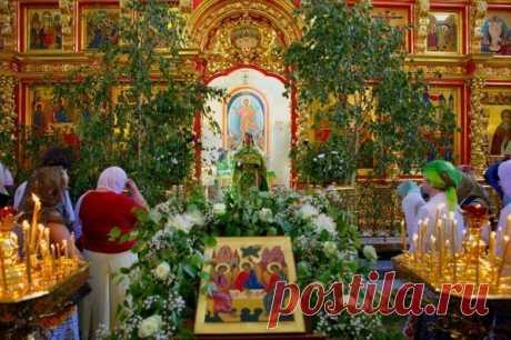 Самый страшный грех на троицу. История и традиции праздника