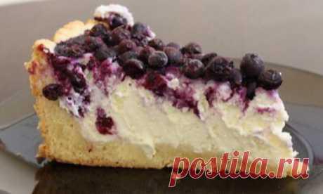 Бесподобный творожный пирог с ягодами Представляем вашему вниманию рецепт очень вкусной выпечки, которая понравится абсолютно всем. Всеми любимое песочное тесто, нежная творожная начинка и сладкие ароматные ягоды: все просто, но всегда очень удачно....