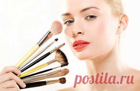Улучшаем черты лица с помощью макияжа / Все для женщины