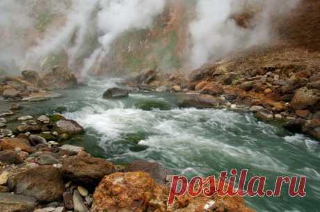 rekaGeyzernaya 3 800x531 Чудо природы — река Гейзерная