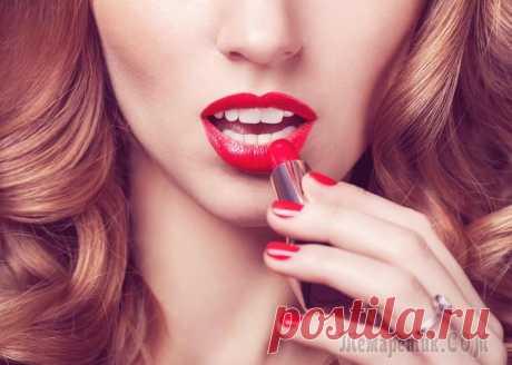 12 ошибок, которые допускает каждая вторая, когда красит губы Казалось бы, нужно очень постараться, чтобы как-то не так нанести помаду. На самом деле этот процесс зачастую не обходится без ошибок. Казалось бы, в макияже губ нет ничего сложного: достаточно нанест...