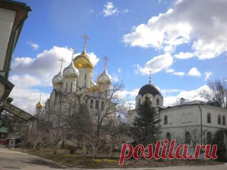 Зачатьевский монастырь в Москве