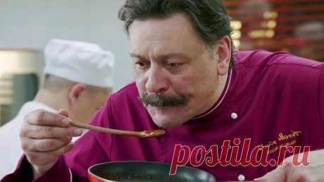 Дмитрий Назаров на «Кухне» влюбился в набор сковородок | Tele.ru | ШефМастер