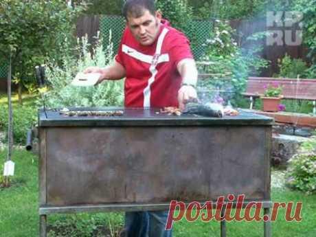 Готовим с Сержем Марковичем: Три рыбных блюда на гриле за 30 минут! YouTube