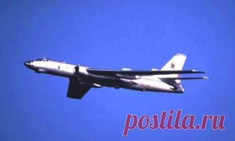 Ту-16.Бомбардировщик средней дальности