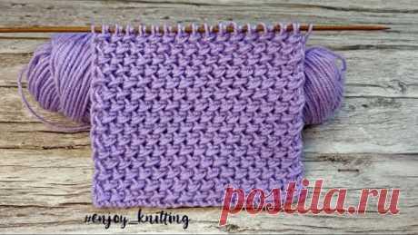 КРАСИВЫЙ Плотный Узор Спицами для пальто   Stitch knit pattern for coat, jumper, cardigan