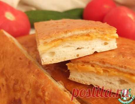 Лепешка с сыром – кулинарный рецепт