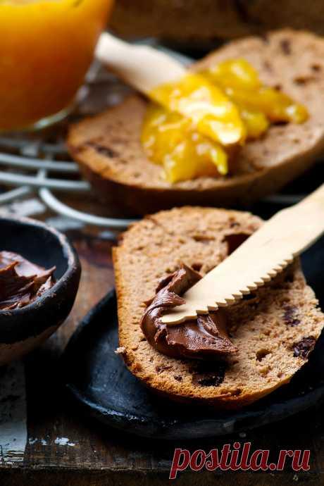 Шоколадный бриошь в хлебопечке