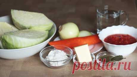 Тушеная капуста по-русски – рецепт судового шеф-повара | IrinaCooking | Яндекс Дзен