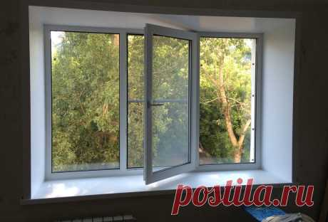 Почему нельзя делать штукатурные откосы на пластиковых окнах? | Анатолий Маркелов | Пульс Mail.ru В статье говорится о том, почему лучше не делать штукатурные откосы на пластиковых окнах и какие последствия могут быть