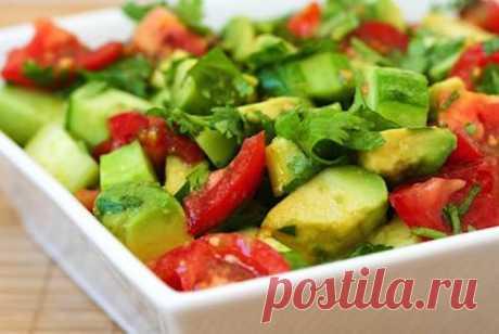 Авокадо с маслом - рецепт для Yummy