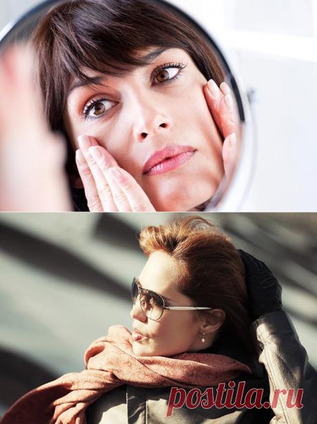 7 простых правил против преждевременного старения / Все для женщины