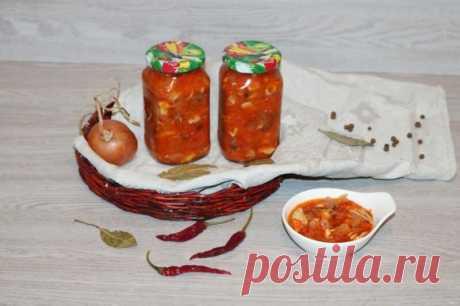 Домашняя консерва — скумбрия с овощами | Идеальный огород | Яндекс Дзен