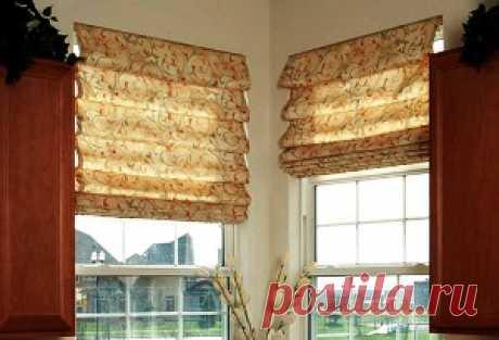 Римские шторы на кухню: фото, дизайн, изготовление своими руками