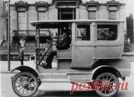 Сегодня 21 июня в 1925 году В Москве появились первые такси