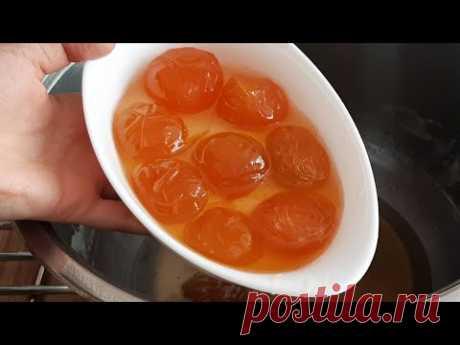 Рецепт варенья из абрикоса без измельчения