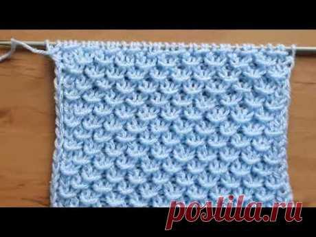 Узор спицами для кофты, свитера, пуловера