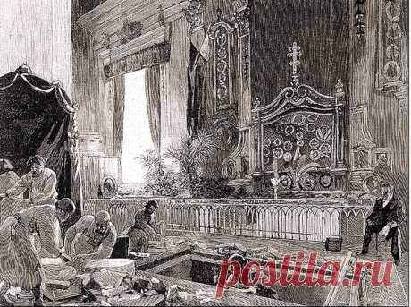 Последний путь Императора Александра III | записки зубного детектива | Яндекс Дзен