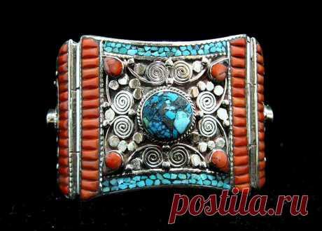 FREE SHIPPING Kuchi Choker,Collar Necklace,Turkmen Afghan Tribal Ethnic Jewelry,Glass Stone,Antique,Dangle Coins,Boho,German Silver,Handmade   Flickr - Photo Sharing!