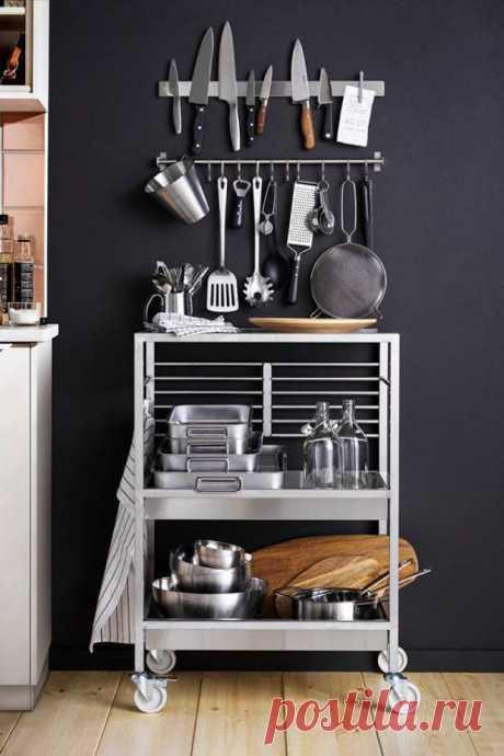 Встречаем каталог ИКЕА-2021: красные стеллажи, чудо-этажерки и другие новинки и идеи для кухни
