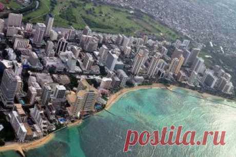 Город Гонолулу (Honolulu), США - Путешествуем вместе