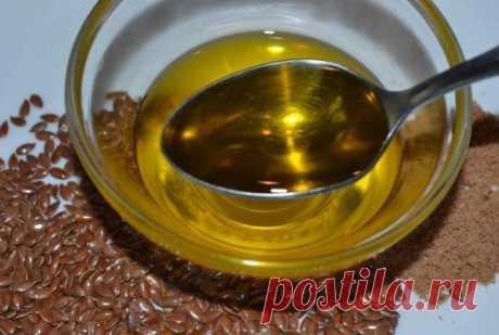 Льняное масло для волос: рецепты масок