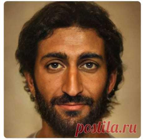 Возможно, самый реалистичный портрет Иисуса Христа . Тут забавно !!!