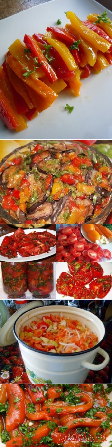 Поиск на Постиле: болгарский перец на зиму