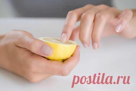 Скрытые возможности лимона, который можно использовать в быту