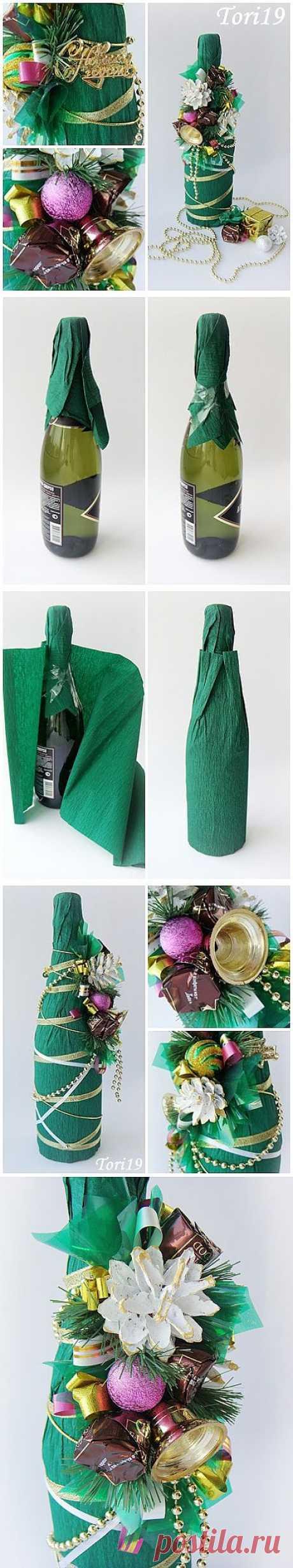 ¡Las variantes de la formalización de Año Nuevo de la botella del champán | HAZ!