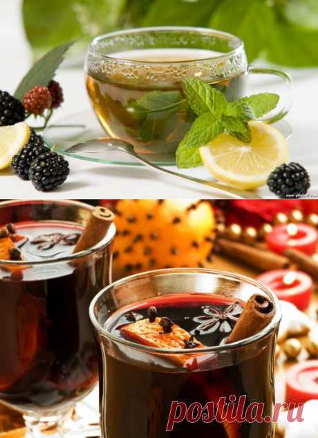 (+1) тема - Как приготовить самые вкусные согревающие напитки | Культура пития