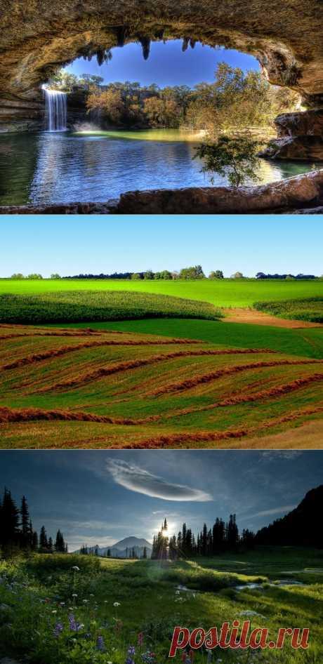 50 штатов Америки в 50 фотографиях