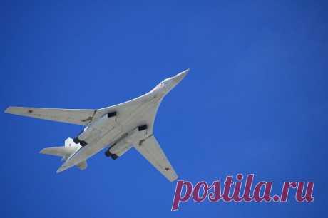 Два ракетоносца Ту-160 перебазировались к границам США | Армия
