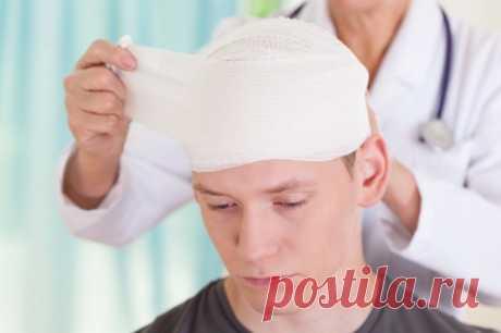 Сотрясение головного мозга: симптомы и первая помощь
