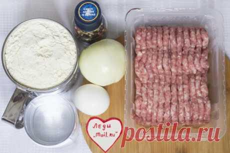 Буузы по-бурятски - пошаговый рецепт с фото - как приготовить, ингредиенты, состав, время приготовления - Леди Mail.Ru