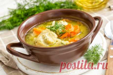 Какой суп готовить в большой кастрюле – СУП С ФРИКАДЕЛЬКАМИ И КЛЕЦКАМИ
