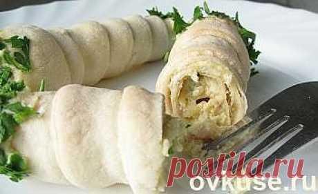 Потрясающе оригинальная закуска из сельди - Простые рецепты Овкусе.ру