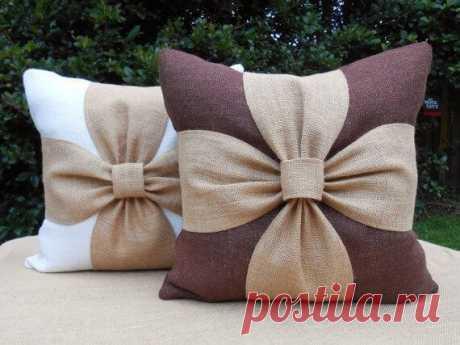 Las almohadas decorativas con bantikami