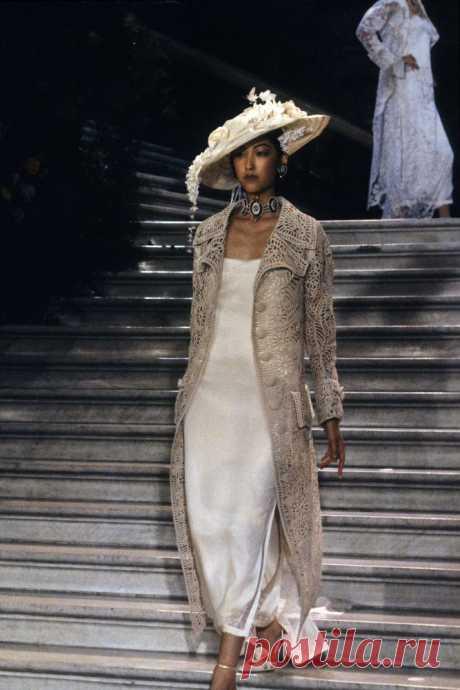 Легендарный показ Dior в парижской опере Гарнье: возвращаемся в 1998 год - Ярмарка Мастеров - ручная работа, handmade