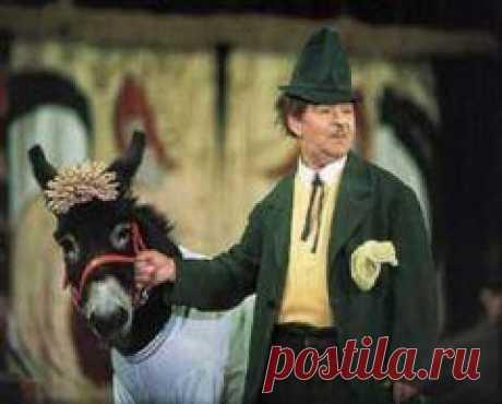 Сегодня 10 декабря в 1901 году родился(ась) Михаил Румянцев-КЛОУН КАРАНДАШ