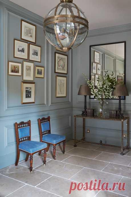 Интерьер для меланхолика, подборка фото-советов о выборе декора, отделки, текстиля и стиля интерьера