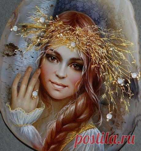 Вышивка от Paulina Bartnik