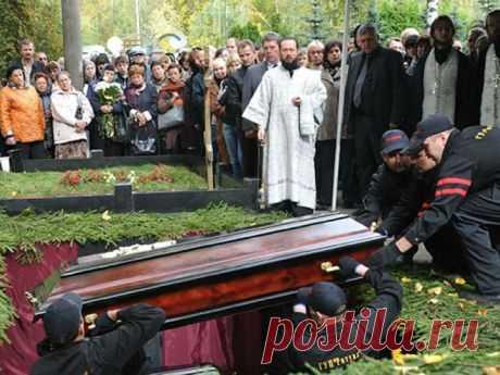 Плохие приметы на похоронах: News-Decent