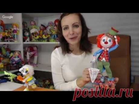 Evgenia Romanova - Dolls. A rabbit in style Evik