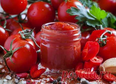 Кетчуп на зиму: самый вкусный рецепт - tochka.net